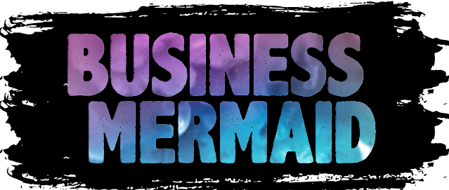 Business mermaid